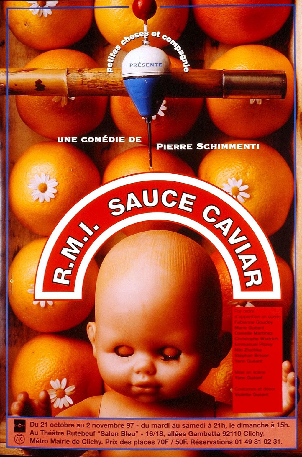 R.M.I. sauce caviar