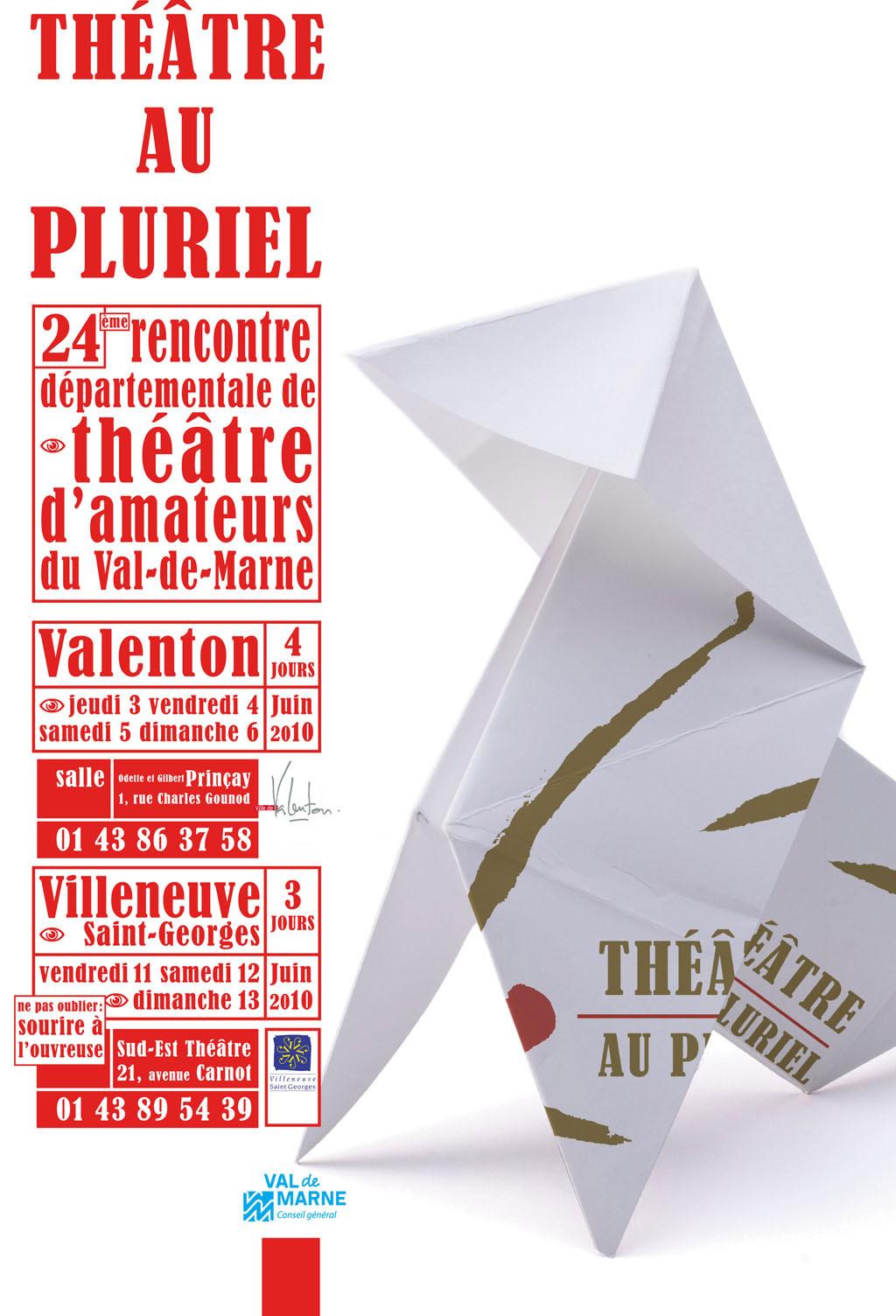 Théâtre au pluriel